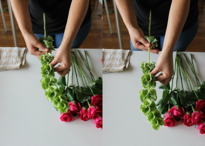 ขายดอกไม้สด