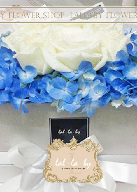 กล่องดอกไฮเดรนเยียร์